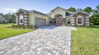 St Augustine Single Family Home For Sale: 500 Caliente Place
