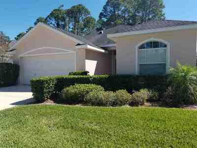 St Augustine Single Family Home For Sale: 848 Crestwood Drive