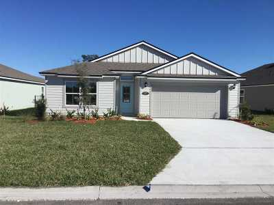 St Augustine Single Family Home For Sale: 597 Seville Parkway