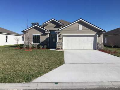 Saint Johns County Single Family Home For Sale: 611 Seville Parkway