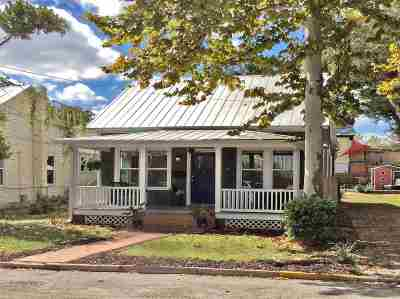 St Augustine Single Family Home For Sale: 56 Abbott St