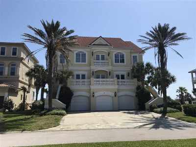 Palm Coast Single Family Home For Sale: 21 Ocean Ridge Blvd S