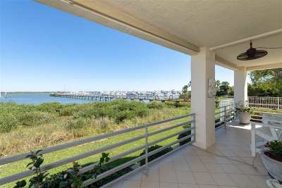 St Augustine Condo For Sale: 75 Comares Ave #1C
