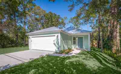 Saint Johns County Single Family Home For Sale: 4624 Third Ave
