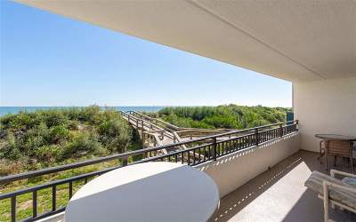 St Augustine Condo For Sale: 7780 A1a S #110