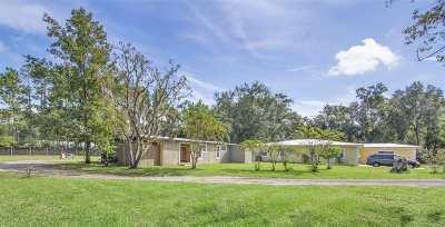 Jacksonville Single Family Home For Sale: 11320 Guinn Rd