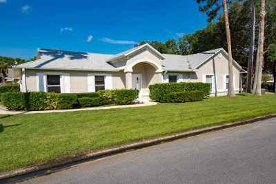 St Augustine Single Family Home For Sale: 705 Guava Drive