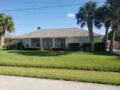 St Augustine FL Single Family Home For Sale: $485,000