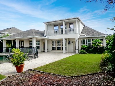 St Augustine FL Single Family Home For Sale: $590,000