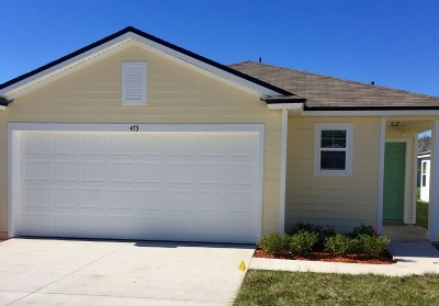 Saint Johns County Single Family Home For Sale: 473 Ashby Landing Way