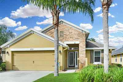 St Augustine FL Single Family Home For Sale: $315,000
