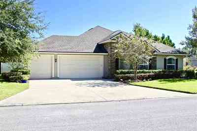 St Augustine FL Single Family Home For Sale: $415,000