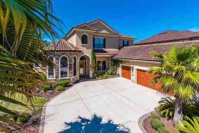 St Augustine FL Single Family Home For Sale: $745,000