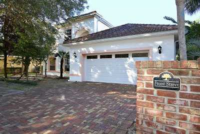Palm Coast Single Family Home For Sale: 44 Front Street