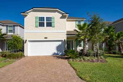 Jacksonville Single Family Home For Sale: 3730 Coastal Cove Circle