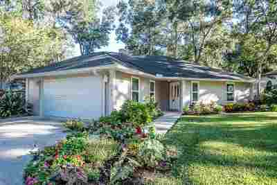 St Augustine FL Single Family Home For Sale: $279,900