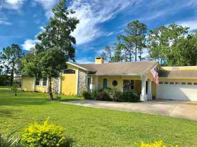 Palm Coast Single Family Home For Sale: 4 Beech Pl