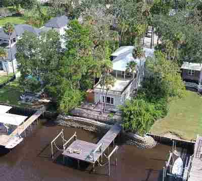 Ponte Vedra Beach Single Family Home For Sale: N 177 Roscoe Blvd