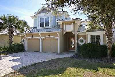 Palm Coast Single Family Home For Sale: 104 Emerald Lake Drive