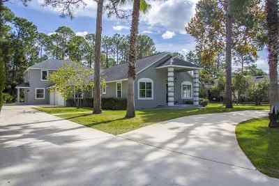 St Augustine Multi Family Home For Sale: 6752 & 6750 Veronica Court