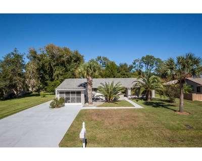 Palm Coast Single Family Home For Sale: 5 Felicia Ct.