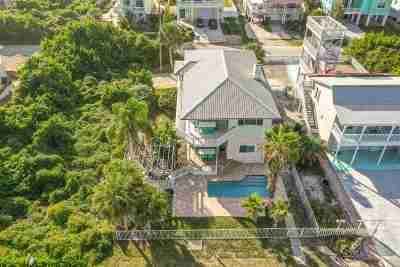 St Augustine Single Family Home For Sale: 5038 Alta Vista