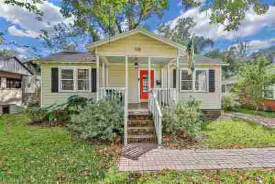 Jacksonville Single Family Home Contingent: 1118 Nira St