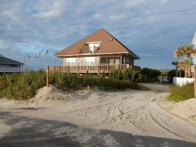 Single Family Home For Sale: 9345 Old A1a