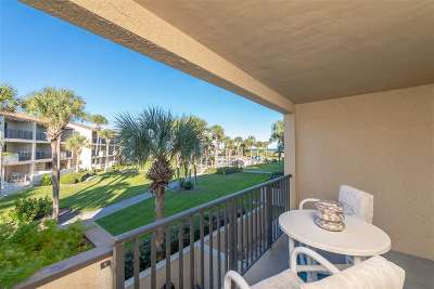 St Augustine Beach Condo For Sale: 850 A1a Beach Blvd #10