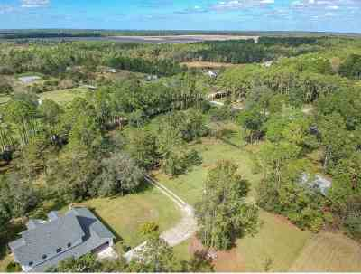 St Augustine Single Family Home For Sale: 2700 C H Arnold