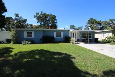 Single Family Home For Sale: 19 Coquina Ave