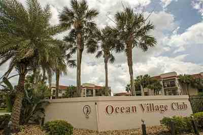 St Augustine Beach Condo For Sale: 4250 A1a South Unit B-35 #B35