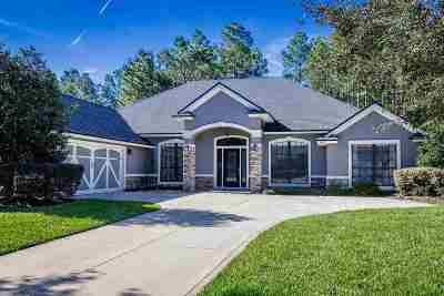 St Augustine Single Family Home Conting_accpt Backups: S 909 Forest Creek Drive