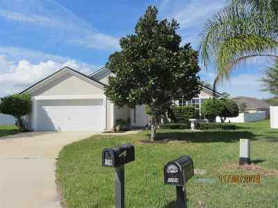 Single Family Home For Sale: 1108 Sand Pine Court
