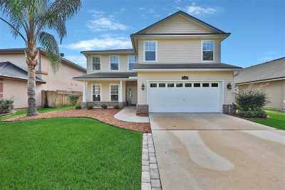 St Augustine Single Family Home For Sale: 1409 Blue Spring Court