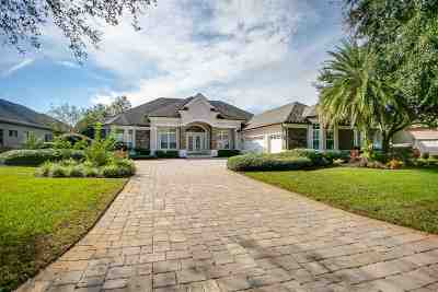 St Augustine Single Family Home For Sale: 2095 Crown Dr