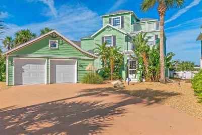 St Augustine Single Family Home For Sale: 9146 June Lane