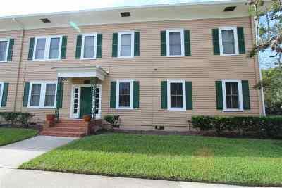 St Augustine FL Condo For Sale: $259,000