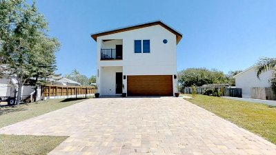 St Augustine FL Single Family Home For Sale: $569,900
