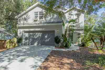St Augustine Single Family Home For Sale: 9 Althea