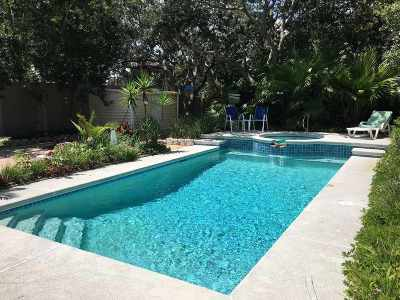 St Augustine Single Family Home For Sale: 6649 Madison Street