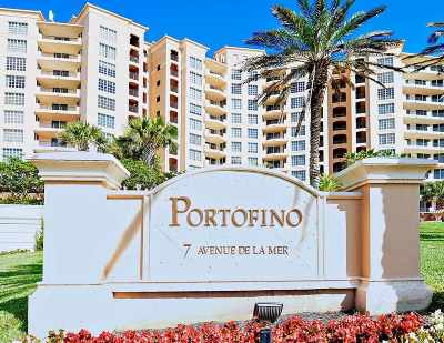 Palm Coast Condo For Sale: 7 Avenue Dela Mer #503