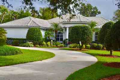 Palm Coast Single Family Home For Sale: 12 Sentry Oak Pl