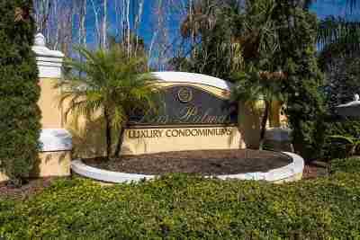 St Augustine Condo For Sale: 1010 Bella Vista Blvd #206