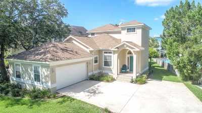 St Augustine Single Family Home For Sale: 6389 Putnam Street