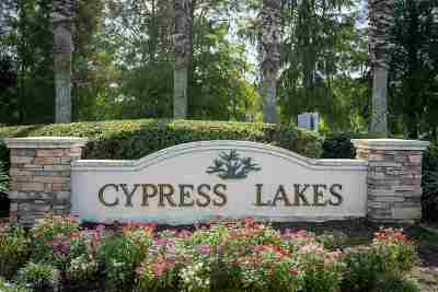 Single Family Home For Sale: 5263 Cypress Links Blvd