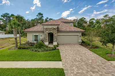 St Augustine Single Family Home For Sale: 323 Portada Drive