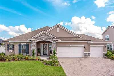 St Augustine Single Family Home For Sale: 131 Vivian James Dr