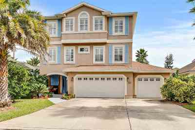 Ponte Vedra Single Family Home For Sale: 1308 Turtle Dunes Ct