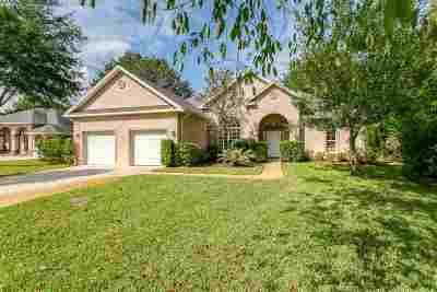 St Augustine FL Single Family Home For Sale: $394,900